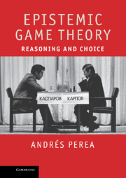 Epistemic Game Theory