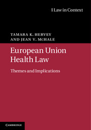 European Union Health Law