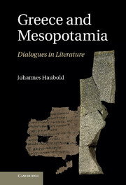 Greece and Mesopotamia