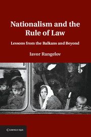 Nationalism and the Rule of Law
