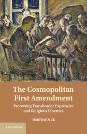 The Cosmopolitan First Amendment