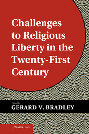 Challenges to Religious Liberty in the Twenty-First Century
