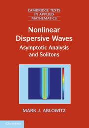 Nonlinear Dispersive Waves