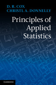 Principles of Applied Statistics