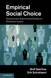 Empirical Social Choice