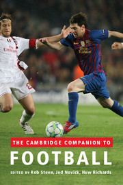 The Cambridge Companion to Football - Cambridge University Press