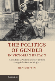 The Politics of Gender in Victorian Britain - Ben Griffin