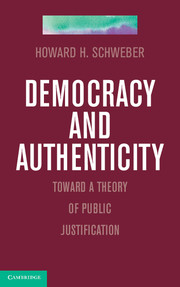 Democracy and Authenticity