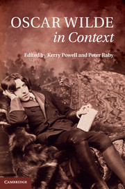 Oscar Wilde in Context
