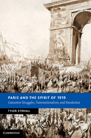 Paris and the Spirit of 1919