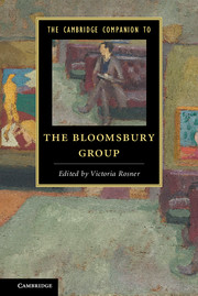 The Cambridge Companion to the Bloomsbury Group