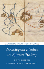Sociological Studies in Roman History