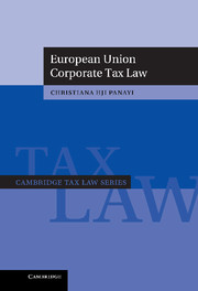 European Union Corporate Tax Law