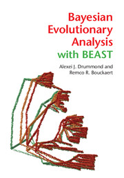 Bayesian Evolutionary Analysis with BEAST