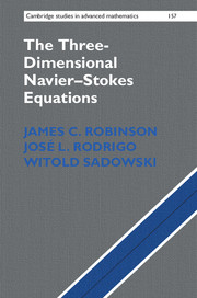 The Three-Dimensional Navier–Stokes Equations