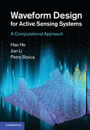 Waveform Design for Active Sensing Systems