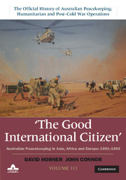 The Good International Citizen
