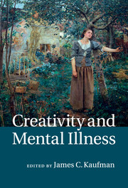 Creativity and Mental Illness
