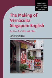 The Making of Vernacular Singapore English
