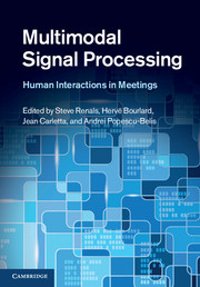 Multimodal Signal Processing