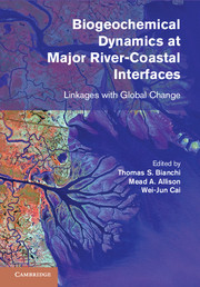 Biogeochemical Dynamics at Major River-Coastal Interfaces