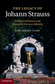 The Legacy of Johann Strauss