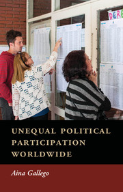Unequal Political Participation Worldwide