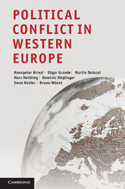 Political Conflict in Western Europe