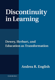 Discontinuity in Learning