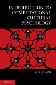 Introduction to Computational Cultural Psychology