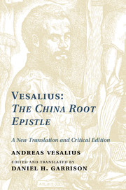 Vesalius: The China Root Epistle