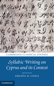 Syllabic Writing on Cyprus and its Context