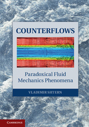 Counterflows
