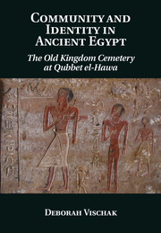 Community and Identity in Ancient Egypt