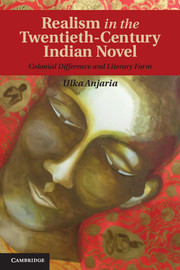 Realism in the Twentieth-Century Indian Novel