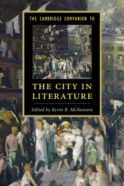 The Cambridge Companion to the City in Literature