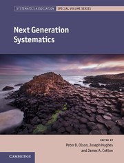 Next Generation Systematics