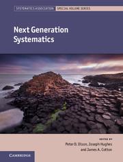 Next Generation Systematics
