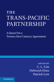 The Trans-Pacific Partnership