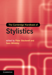 The Cambridge Handbook of Stylistics