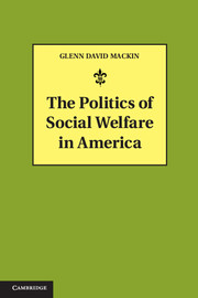 The Politics of Social Welfare in America