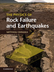 The Physics of Rock Failure and Earthquakes