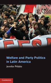 Welfare and Party Politics in Latin America