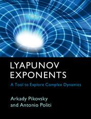 Lyapunov Exponents by Arkady Pikovsky
