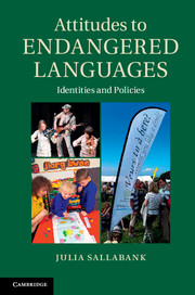 Attitudes to Endangered Languages