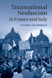 Transnational Neofascism in France and Italy