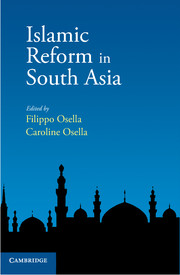 Islamic Reform in South Asia