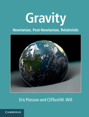 Gravity by Eric Poisson