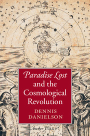 Paradise Lost and the Cosmological Revolution