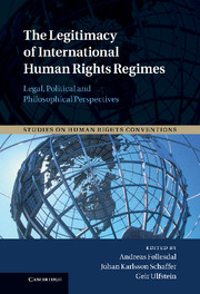 The Legitimacy of International Human Rights Regimes